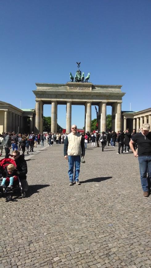 Brandenburg Gate 2014